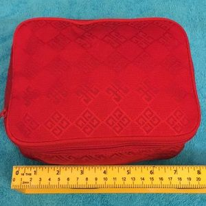 Givenchy Cosmetic Case Red